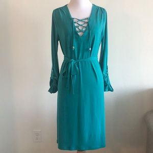Michael Kors shirt Dress Size Small